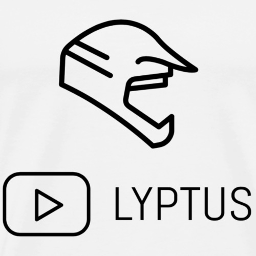 LYPTUS LOGO - Men's Premium T-Shirt