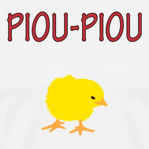 Pioupiou - T-shirt Premium Homme