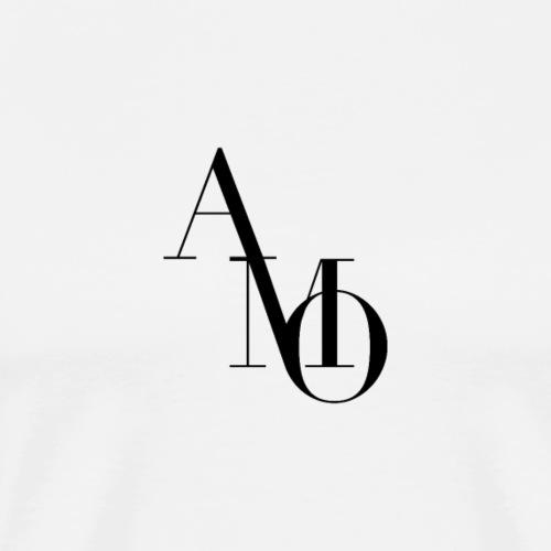 Amo unsere Design Eigenkreation - Männer Premium T-Shirt