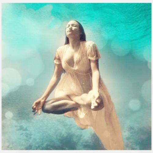 Aisha Meditation - Maglietta Premium da uomo