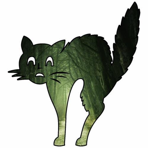 Le chat de la Peur - J'peux pas j'suis un Chat - T-shirt Premium Homme