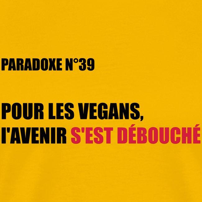 PARADOXE vegan