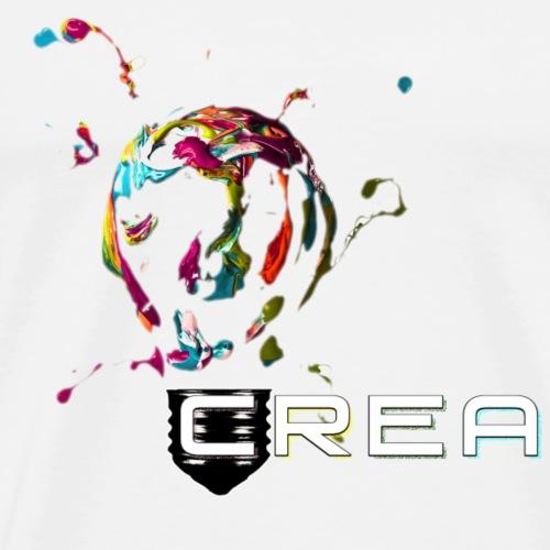 crea4 - Camiseta premium hombre