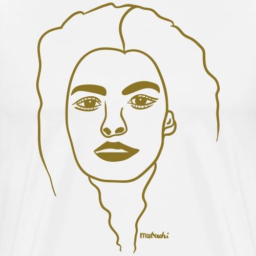 Lady - Männer Premium T-Shirt