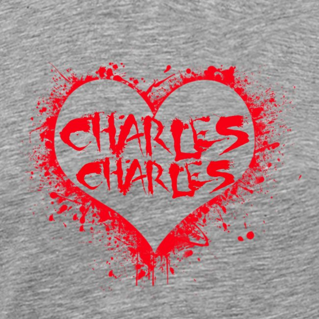 CHARLES CHARLES VALENTINES PRINT - LIMITED EDITION
