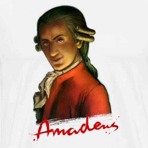 Amadeus audio play - Men's Premium T-Shirt