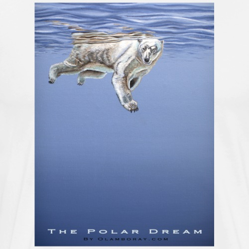 The Polar Dream - Men's Premium T-Shirt