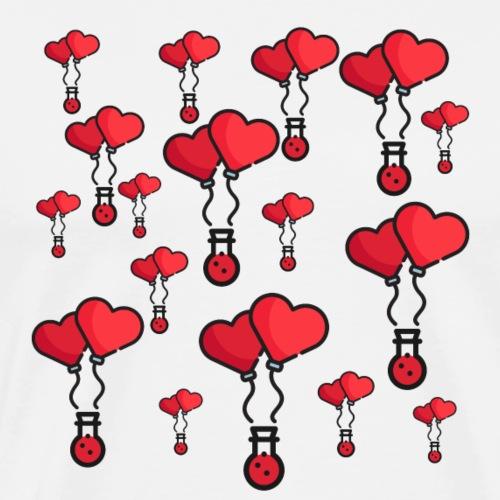 Love is in the Air - Camiseta premium hombre