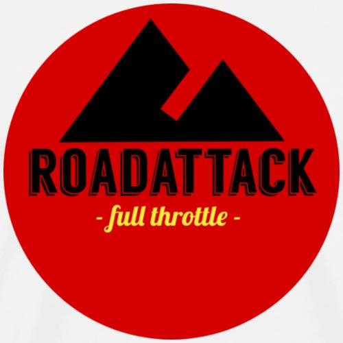 Roadattack - Männer Premium T-Shirt