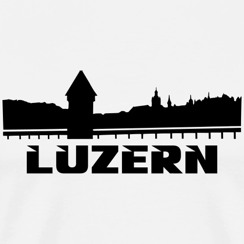 Luzern - Männer Premium T-Shirt