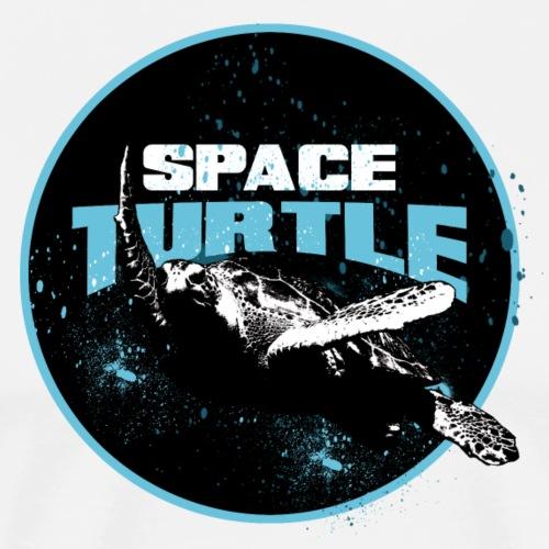 SpaceTurtle - Männer Premium T-Shirt