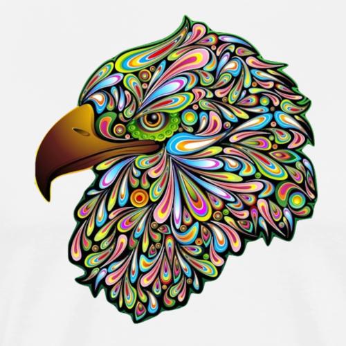 EAGLE - Premium T-skjorte for menn
