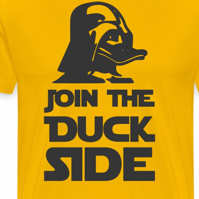 join the duck