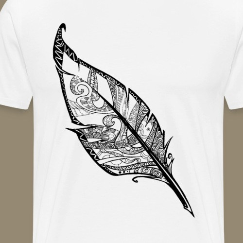 Plume - T-shirt Premium Homme