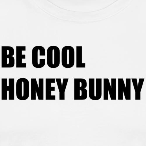 Honey Bunny - Premium-T-shirt herr
