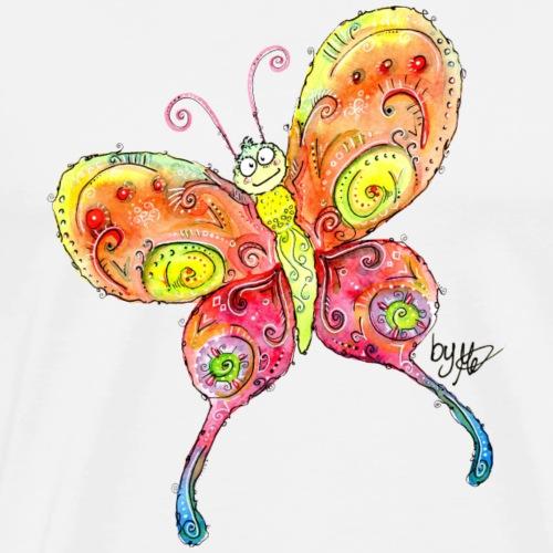 Schmetterling - Männer Premium T-Shirt