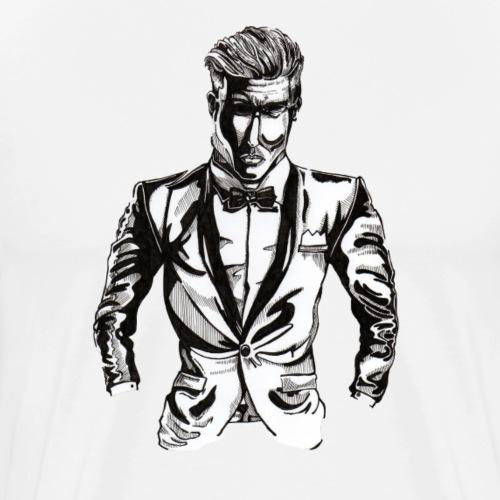 Suitman - Men's Premium T-Shirt