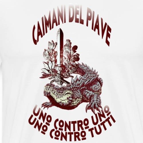 Caimani del Piave - Maglietta Premium da uomo