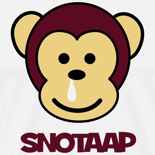 snotaap - Mannen Premium T-shirt