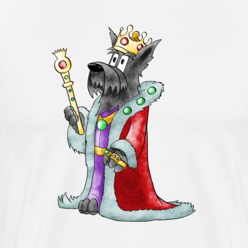King Dog - Men's Premium T-Shirt