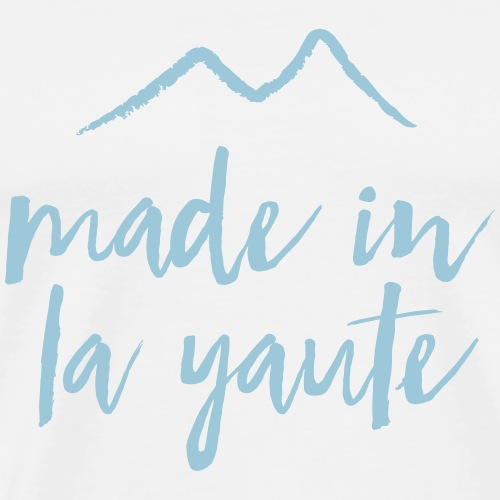 Made in la yaute - T-shirt Premium Homme