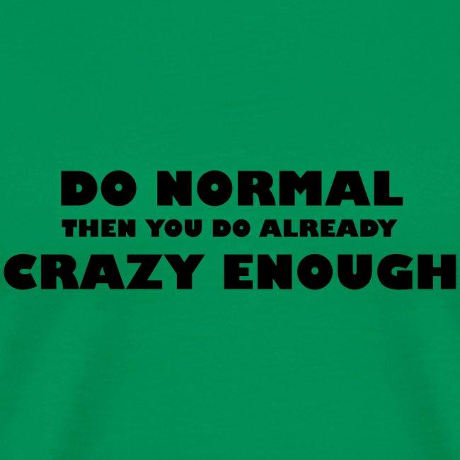 Do normal
