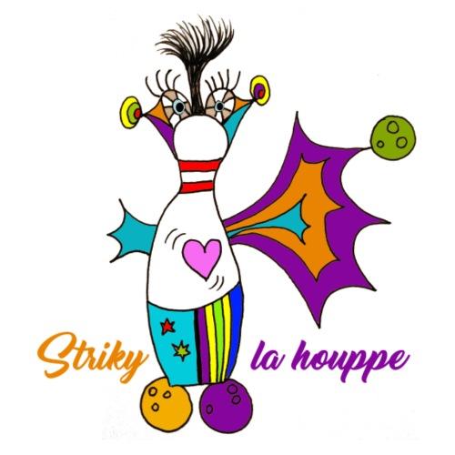 Striky la houppe - T-shirt Premium Homme
