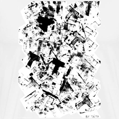 T BY TAiTO - Miesten premium t-paita