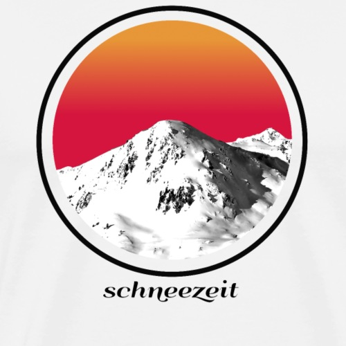 Berg 0BE02 - Männer Premium T-Shirt