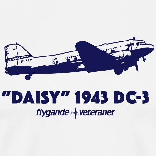 Daisy Flyby 1 - Premium-T-shirt herr