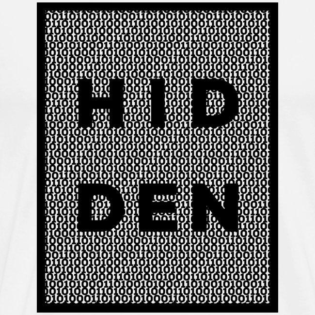 Hidden binary (black)
