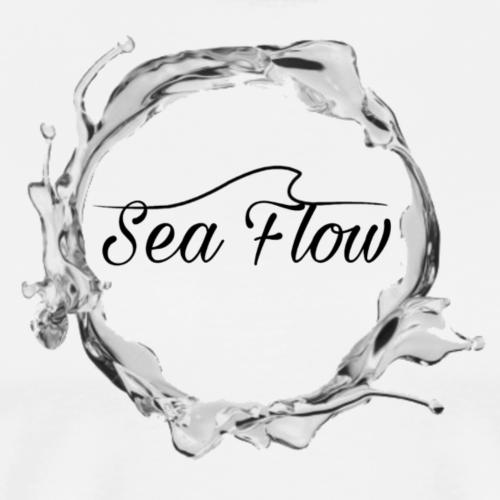 abbigliamento e tazze logo Sea Flow Vortice