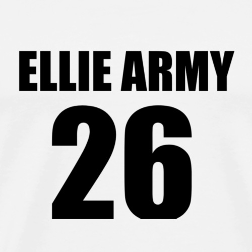 ELLIE ARMY 26 - Men's Premium T-Shirt
