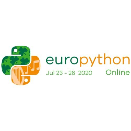 EuroPython 2020 - Color Logo - Men's Premium T-Shirt