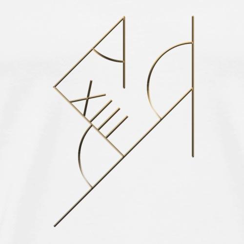 Guld XIII - Herre premium T-shirt