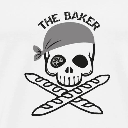 BAKER - T-shirt Premium Homme