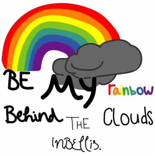 Inbellis - Rainbow quote - Men's Premium T-Shirt