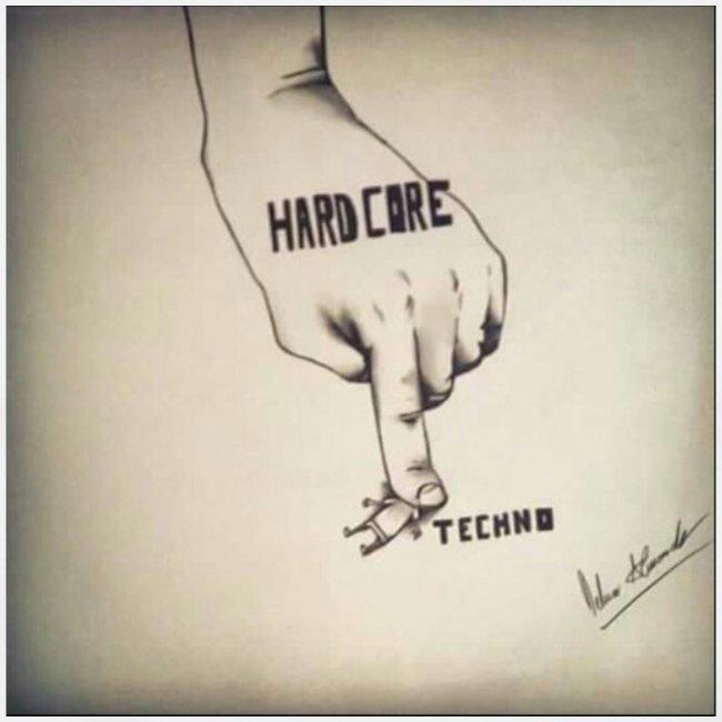 DerHardstyle.ch Hard_Core Techno