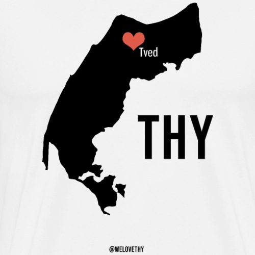 Thy omrids med hjerte i TVED