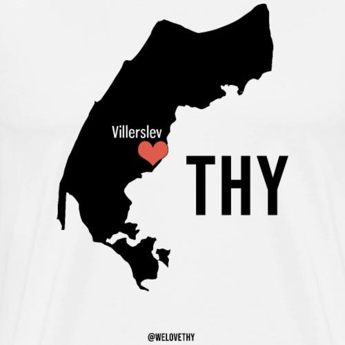 Thy omrids med hjerte i VILLERSLEV