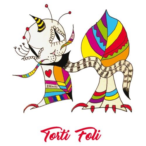 Torti Foli - T-shirt Premium Homme