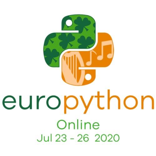 EuroPython 2020 - Vertical Color Logo