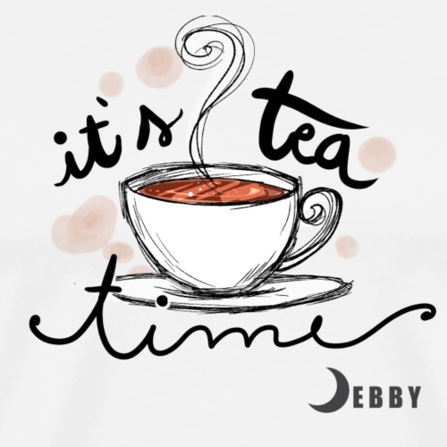 ITS TIME TIME DEBBY - 🍂FALL COLLECTION by DEBBY🍁 - Maglietta Premium da uomo