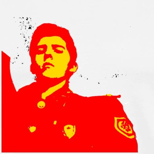 I Am The Kommissar - Men's Premium T-Shirt