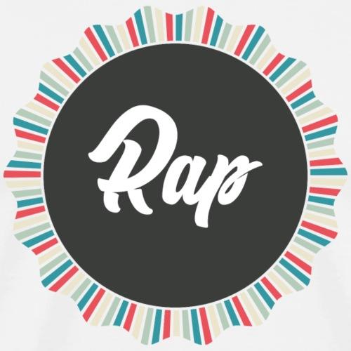 RAP - Maglietta Premium da uomo