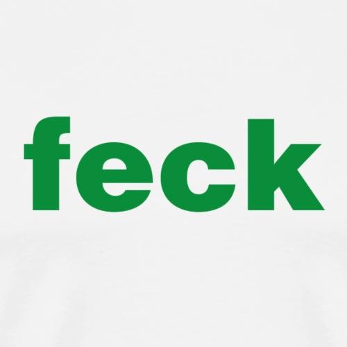 feck - Men's Premium T-Shirt
