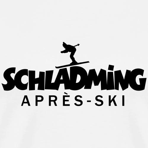 Schladming Apres Ski - Männer Premium T-Shirt