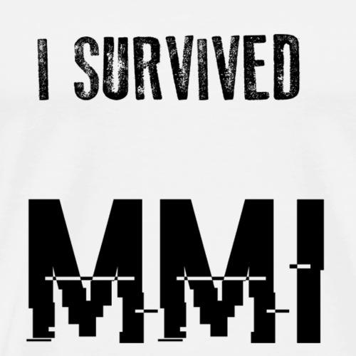 MMI SURVIVOR - T-shirt Premium Homme