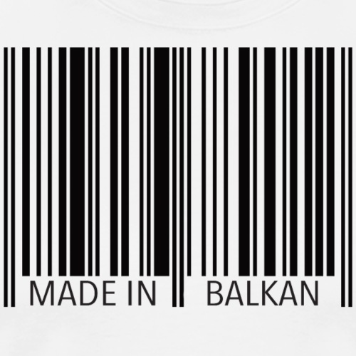 Made In Balkan - Männer Premium T-Shirt