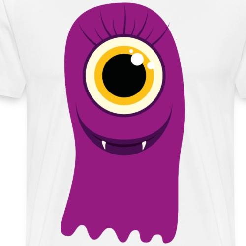 Monster / Alien Mama - Männer Premium T-Shirt